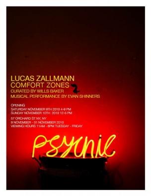 INVITATION Lucas Zallmann